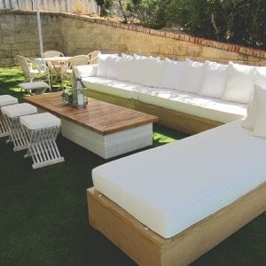 Lila Outdoor Lounges